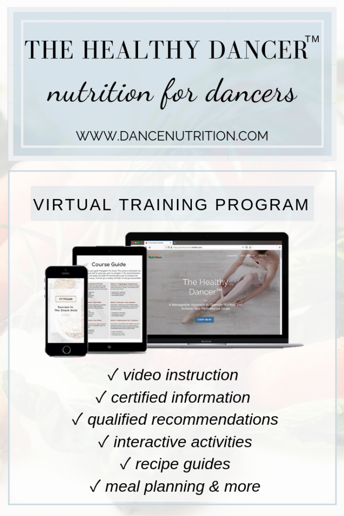 The Healthy Dancer online course