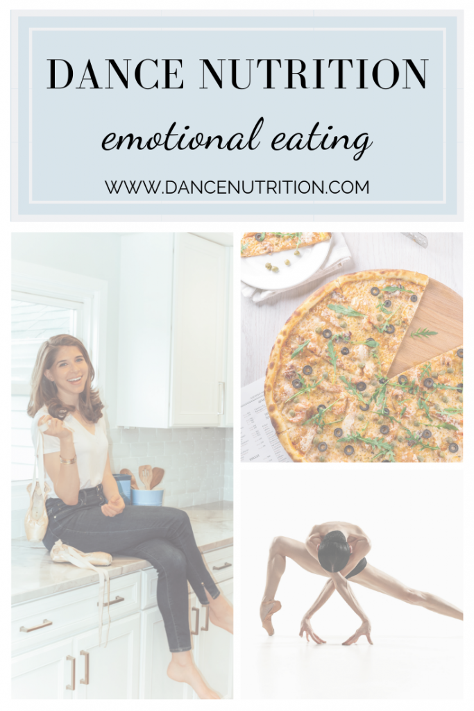 emotional eating tips for dancers