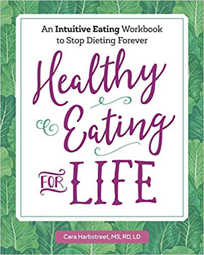 Healthy Eating For Life Book