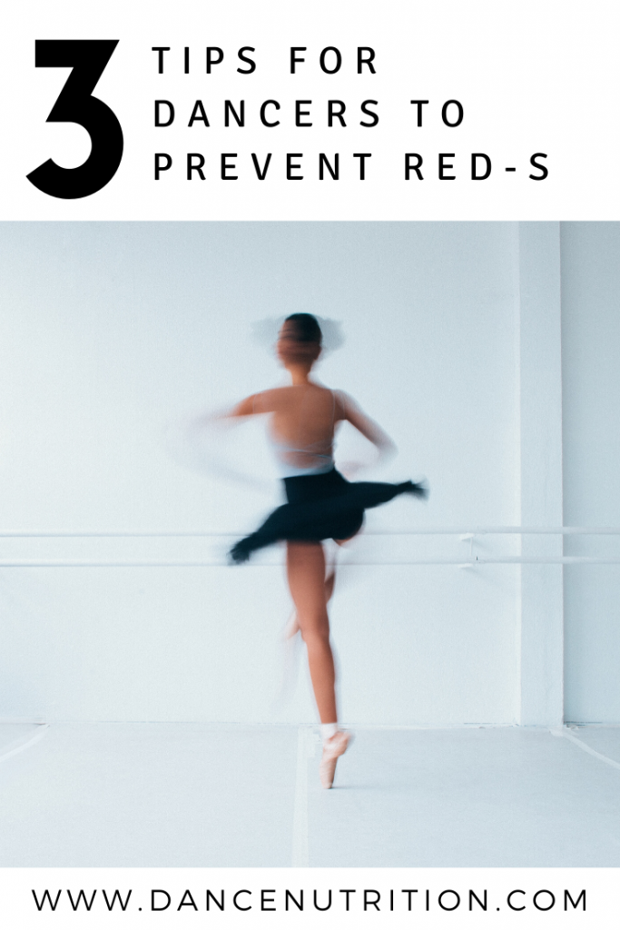 prevent red s in dancer