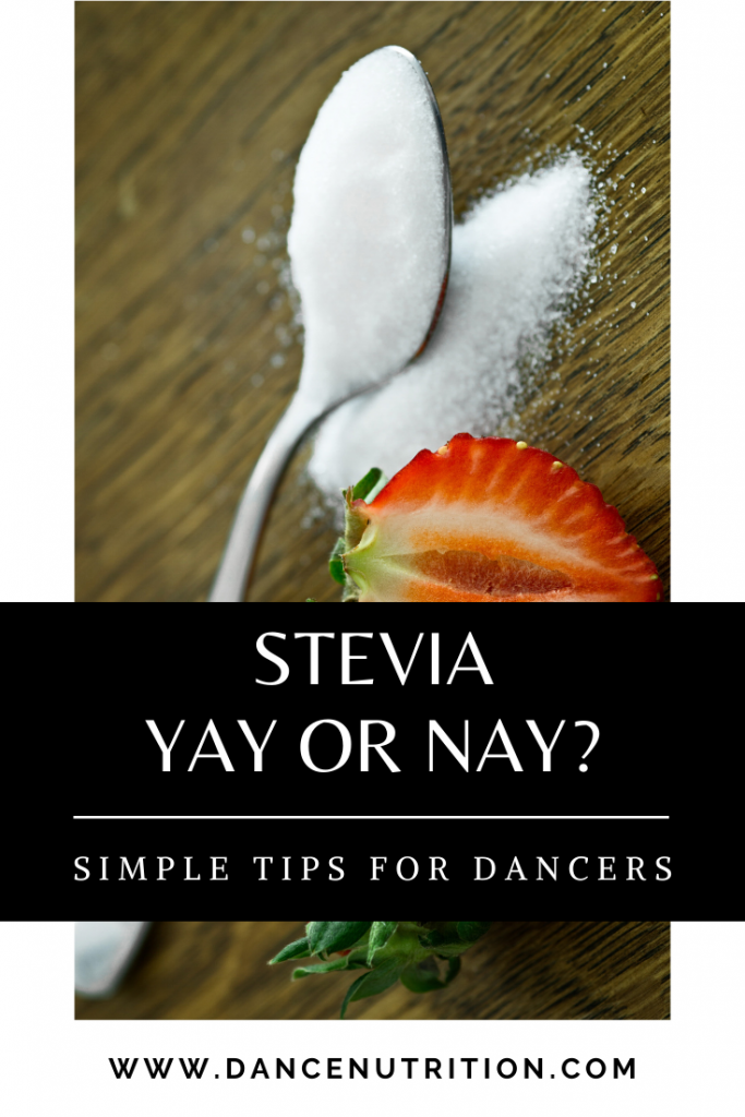 is stevia healthy
