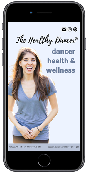 The Healthy Dancer - Dancer Health and Wellness