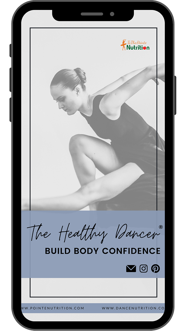 The Healthy Dancer - Build Body Confidence